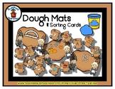 Pilgrim  -  Play Dough Manipulative Mats - Alphabet Number