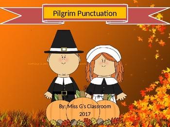 Pilgrim Punctuation