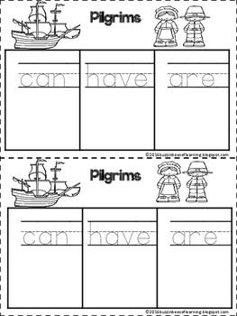 Pilgrim Research Writing Unit