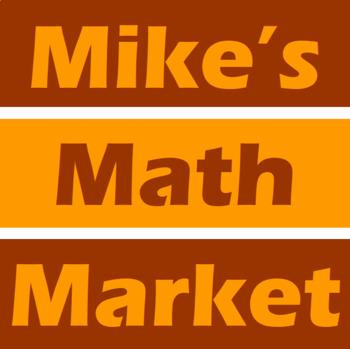 Pilgrim Topper - A Math-Then-Graph Activity - Solve 2-Step Equations