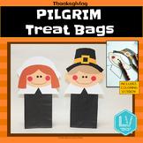 Thanksgiving Pilgrim Treat Bags