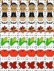 Fall and Thanksgiving Pattern Cut Outs