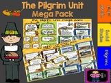 Pilgrim Unit Mega Pack- includes power point lessons, acti