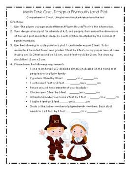 Pilgrim Voyage and Settlement