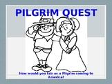 Pilgrim Webquest