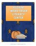 Pilgrim Word Order Literacy Center