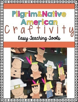 Pilgrim and Native American Craft and Writing