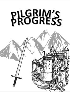 Pilgrim's Progress Book Packet