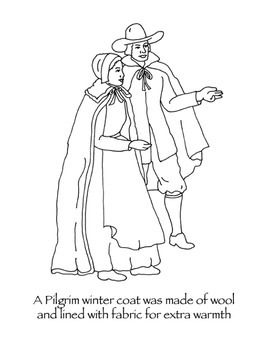 Pilgrim winter coat