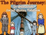 Pilgrims Interactive Notebook
