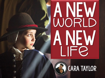 Pilgrims ~ A New World, A New Life
