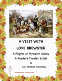 Pilgrims: A Reader's Theater Play(first Thanksgiving)