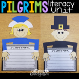 Pilgrims - An All About Pilgrims Literacy Unit