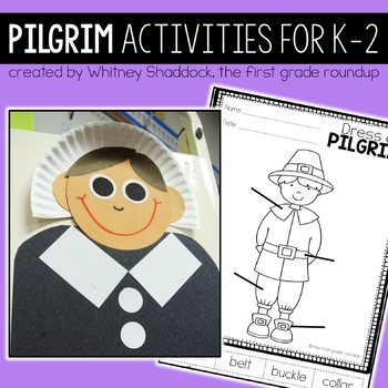 Thanksgiving Activities, Crafts, and Worksheets