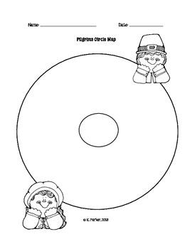 Pilgrims Circle Map