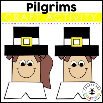 Pilgrims Cut and Paste