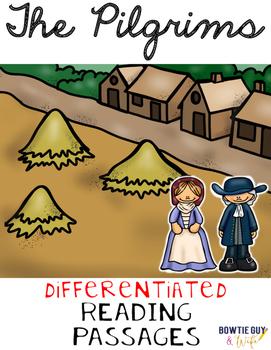Pilgrims Differentiated Reading Passages