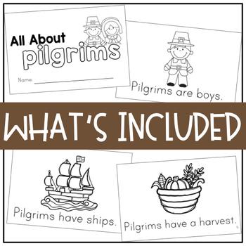 Pilgrims Emergent Reader