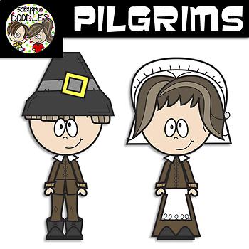 Pilgrims {FREEbie}