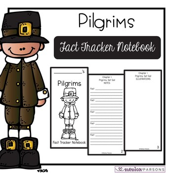 Pilgrims Research Guide {Fact Tracker}