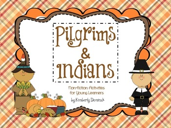 Pilgrims & Indians: Non-Fiction Activities for Young Learners
