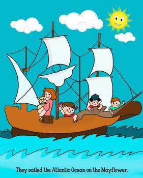 Pilgrims (Kindergarten Topic Unit 13)