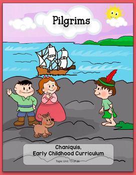 Pilgrims (Thematic Unit 13)