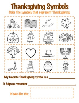 Pilgrims, Native Americans & Being Thankful {Thanksgiving Packet}