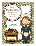 Pilgrims: Sarah Morton's Day