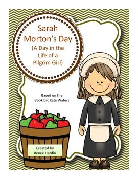 Pilgrims: Sarah Morton's Day