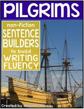 Pilgrims Sentence Builders