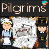 November Activities:  The Pilgrim Voyage
