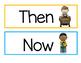 Pilgrims Then and Now Kindergarten Activities