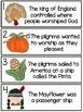 Pilgrims - True or False