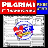Pilgrims and First Thanksgiving: Fun Thanksgiving Writing