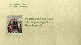 Pilgrims and Puritans PowerPoint Presentation