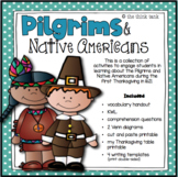 Pilgrims and Native Americans: The First Thanksgiving