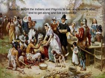 Pilgrims and the First Thanksgiving