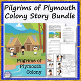 Pilgrims of Plymouth Colony Story Set