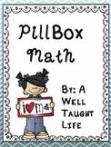 Pill Box Math