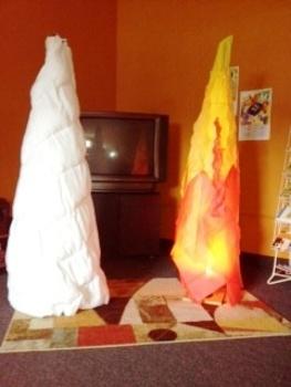 Pillar of Fire & Pillar of Cloud