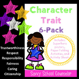 #herecomesthesun - Character Trait 6-Pack
