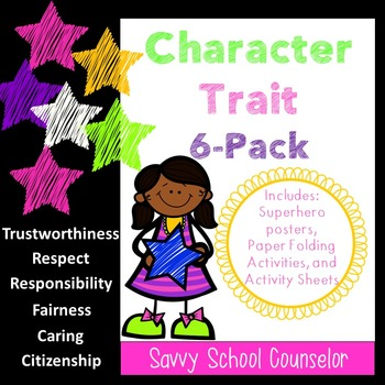 Character Trait 6-Pack