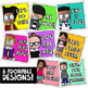 Pillow Designs for PERSONAL USE ONLY