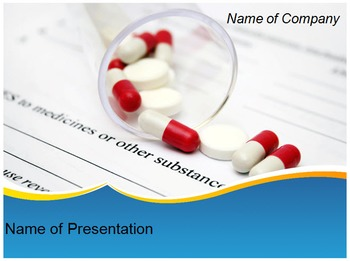 Pills PPT Template