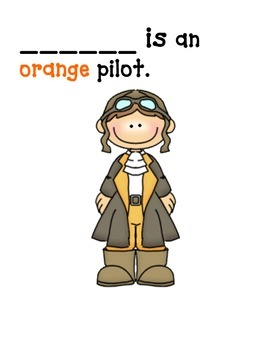 Pilots Classbook and Color Review