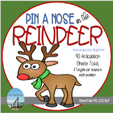 Pin A Nose On The Reindeer - Articulation
