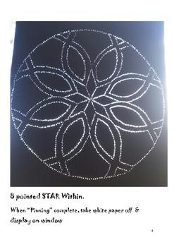 Pin Art -CHRISTMAS Theme