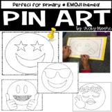 Pin Art emojis