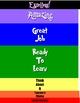 Pin Chart For Behavior